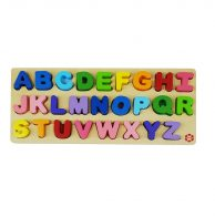 Mainan Kayu, Kayu, Mainan Anak kayu, Anak, Puzzle, ABC,