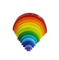 Mainan, Anak, Bayi, Kayu, Edukatif, Kayu, Kecil, Riang, Toys, PT, Maksen, Abadi, Surabaya, Big, Picture, Puzzle, Pelangi, Rainbow
