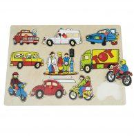 mainanMainan, Anak, Bayi, Kayu, Edukatif, Kayu, Kecil, Riang, Toys, PT, Maksen, Abadi, Surabaya, Big, Picture, Puzzle, Transportation, knob
